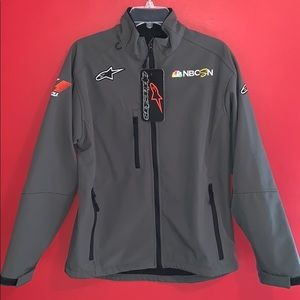 NEW w/t Alpinestars Softshell NBC Jacket